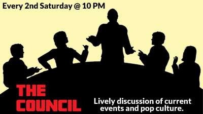 the council a sacramento improv comedy show that is an improvised talk show