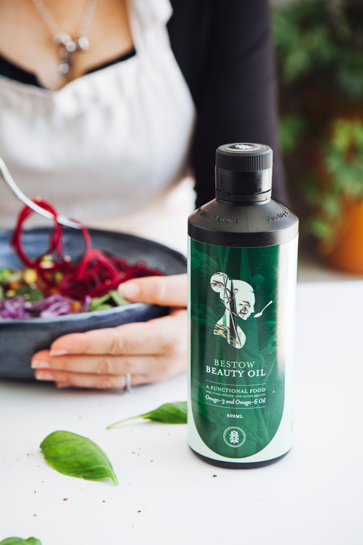 Bestow Beauty Oil Recipe