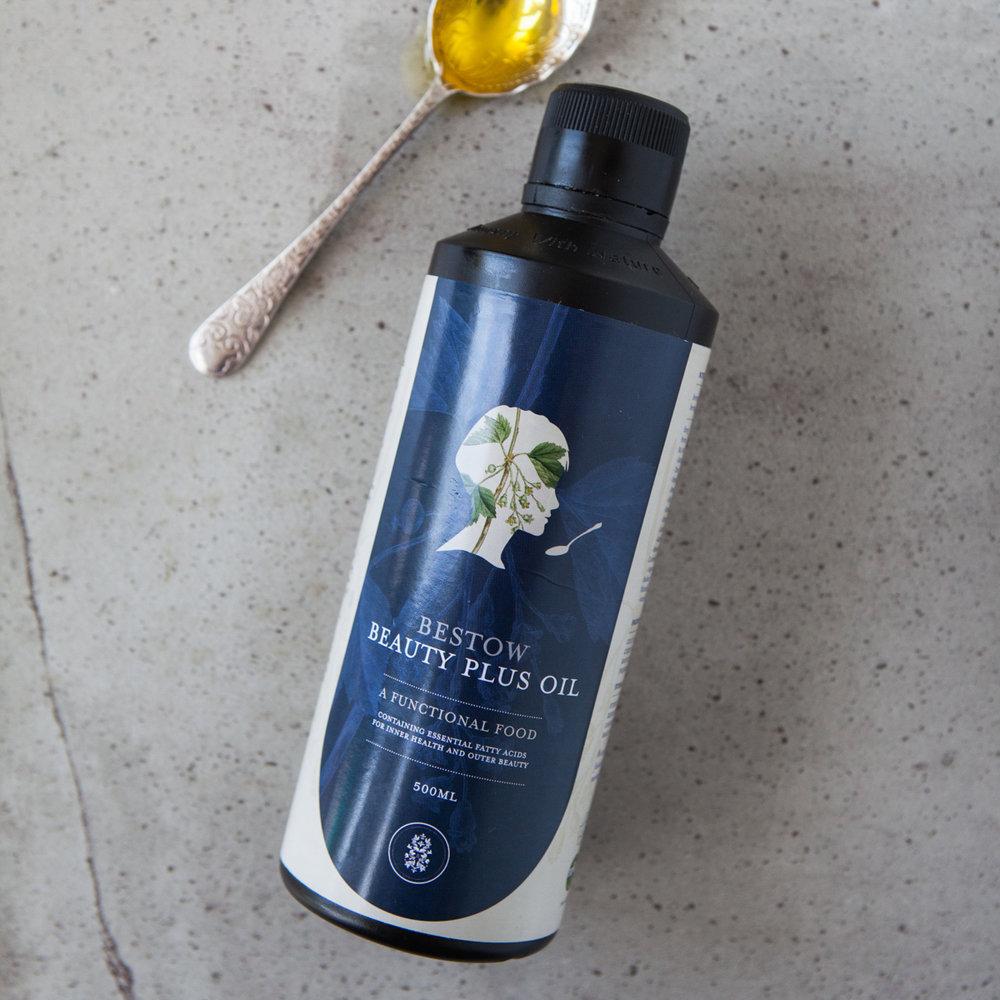 Bestow Beauty Plus Oil