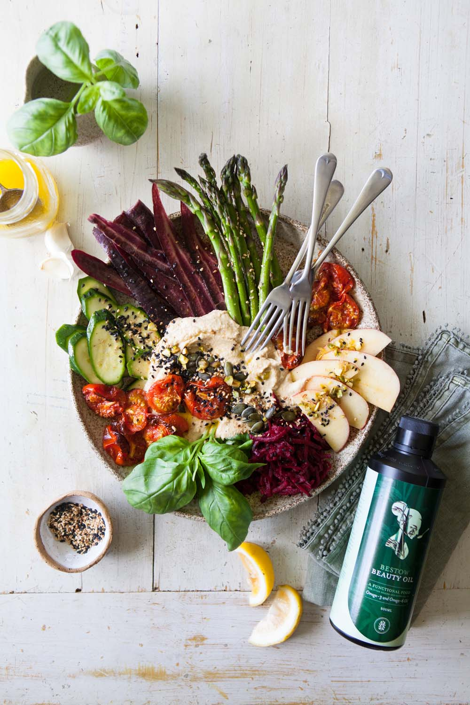 Create A Healthy Grazing Platter Bestow Beauty Australia
