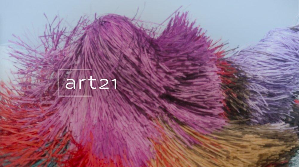 PBS Art21 Season 8 - show package