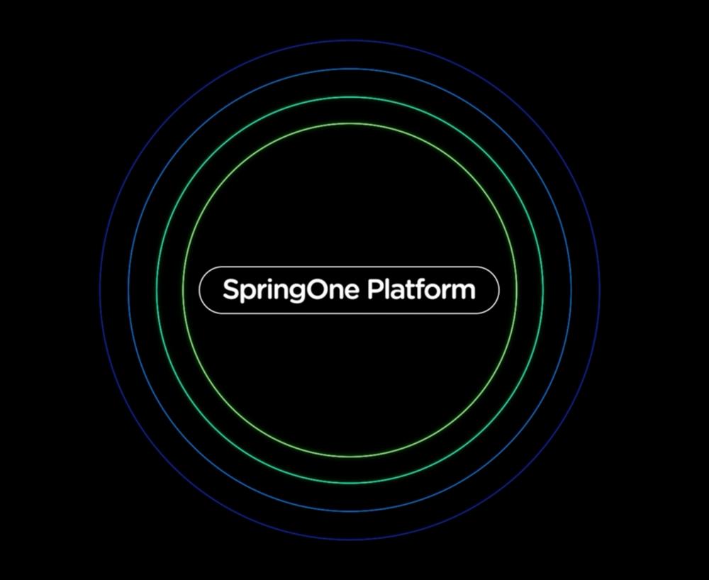Pivotal : Spring One Platform - mnemonic
