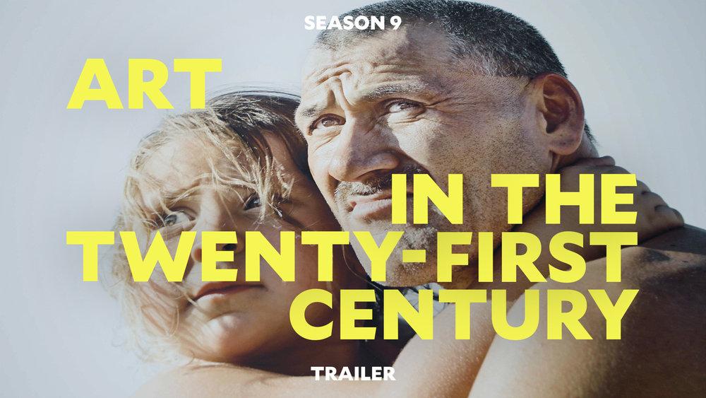 PBS Art21 Season 9 - show package