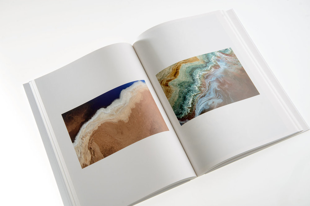 Interior pages of  Palette Earth