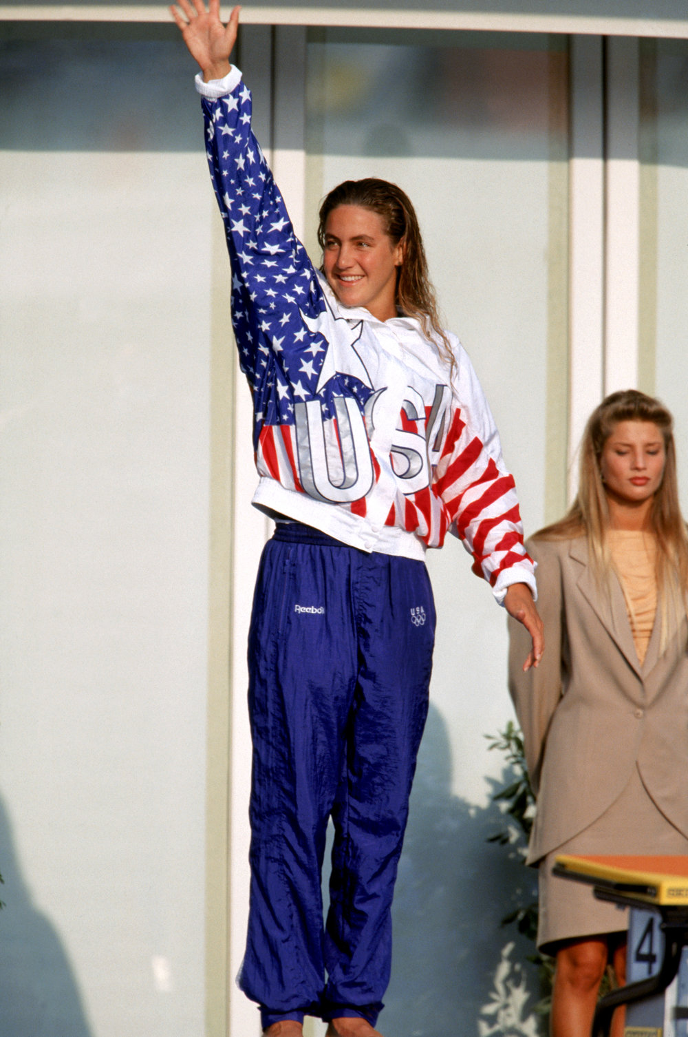 Olympic Gold - An incredible moment in my life.