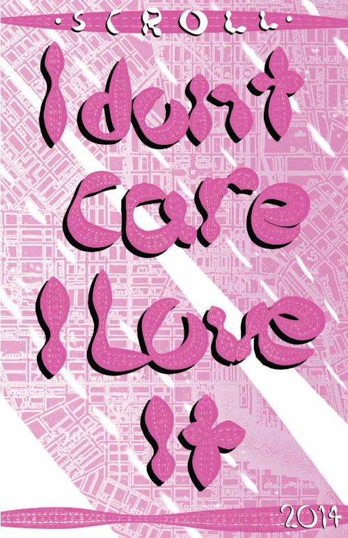 i don t care about love