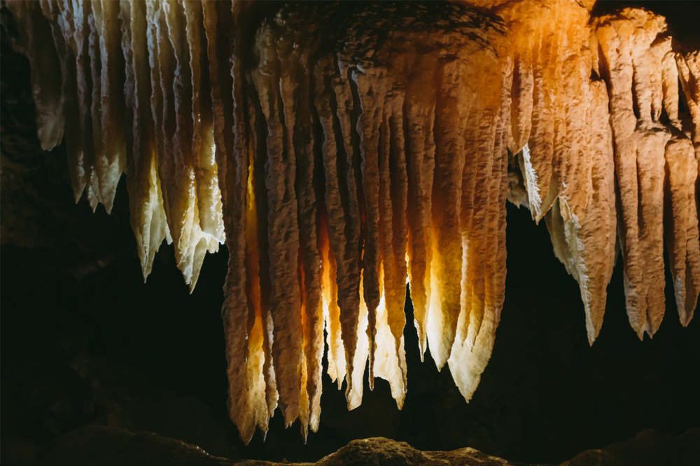 Black Chasm Cavern History