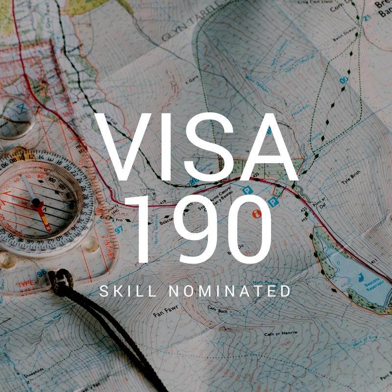 Visa 190 - xu hướng thường trú 2018 — SWCG Vietnam