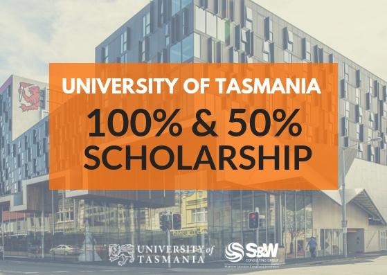 Kết quả hình ảnh cho đại học tasmania scholarship
