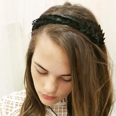 zig zag headband — Julie Fleming Milliner 5bbcacf63e0