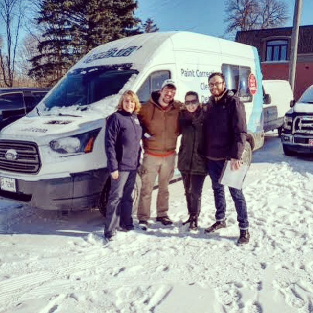 New Van Day: Jan 30, 2018 Harriston, ON