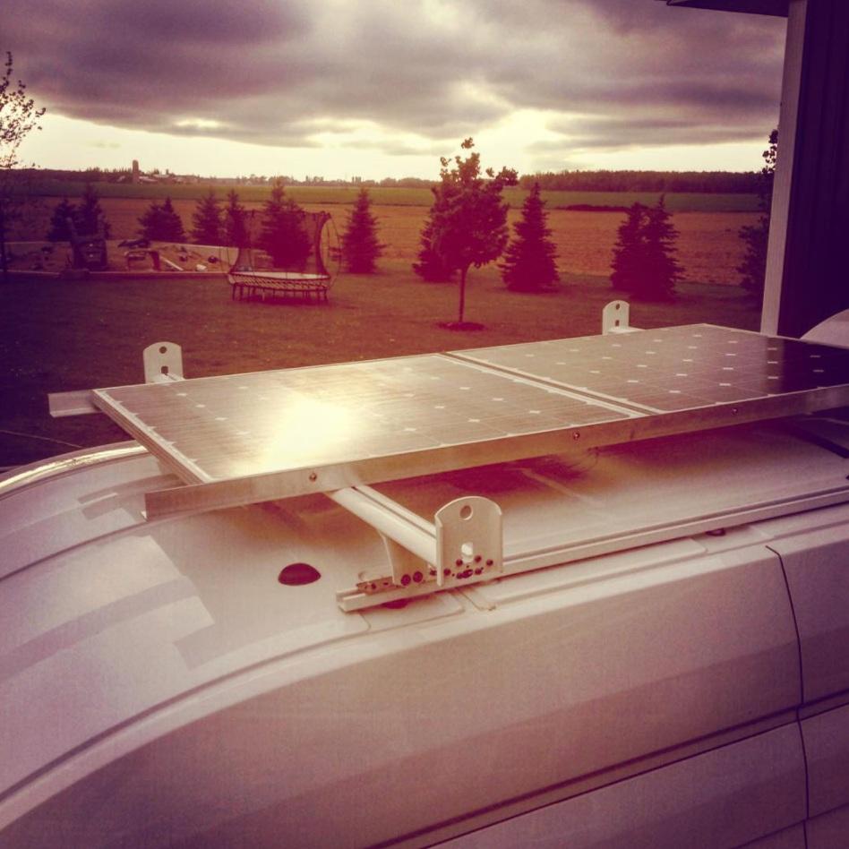 Solar&Ventilation -