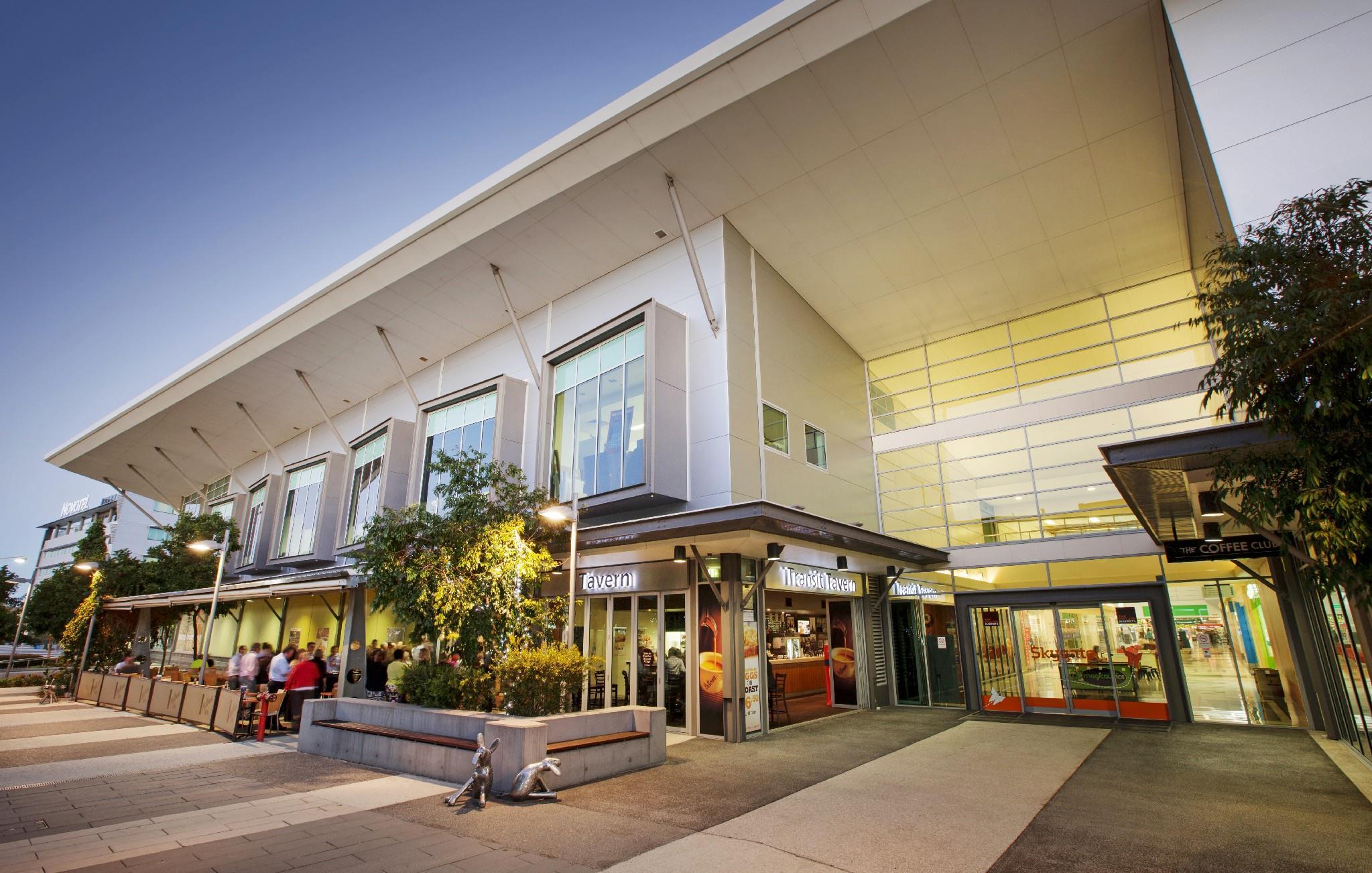 Transit Tavern Brisbane Airport Qld