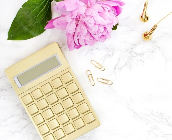 2. Finances - Keep track of your expenses and don't be afraid of your bank account.