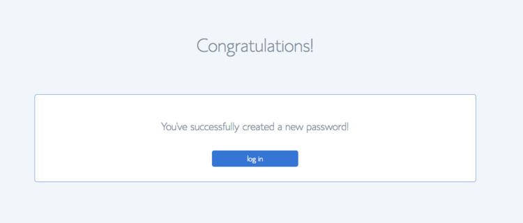 Bluehost Congratulations Screen.png
