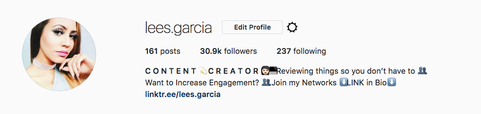 Haven't seen my Instagram? Visit here! http://www.instagram.com/lees.garcia