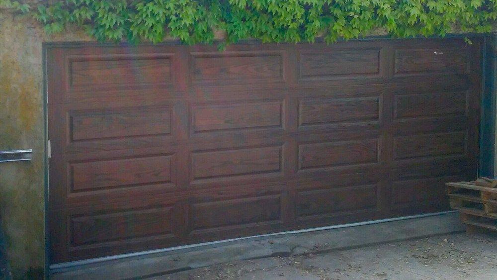 all bay garage doors - kevin chervatin - CHI faux woodtones garage door - 14.jpg