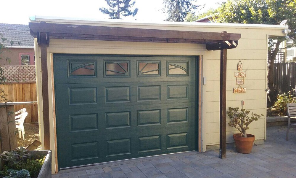 All Bay Garage Doors - Kevin Chervatin - Short Panel Amarr - 5.jpg