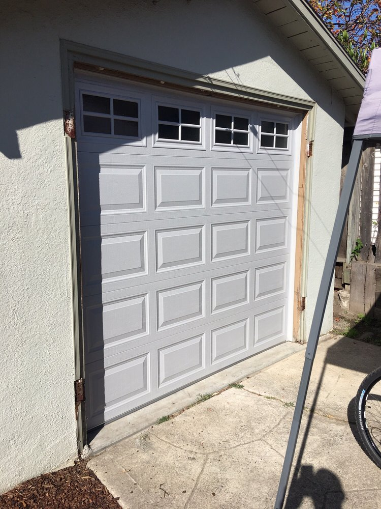 All Bay Garage Doors - Kevin Chervatin - Short Panel Amarr - 8.jpg