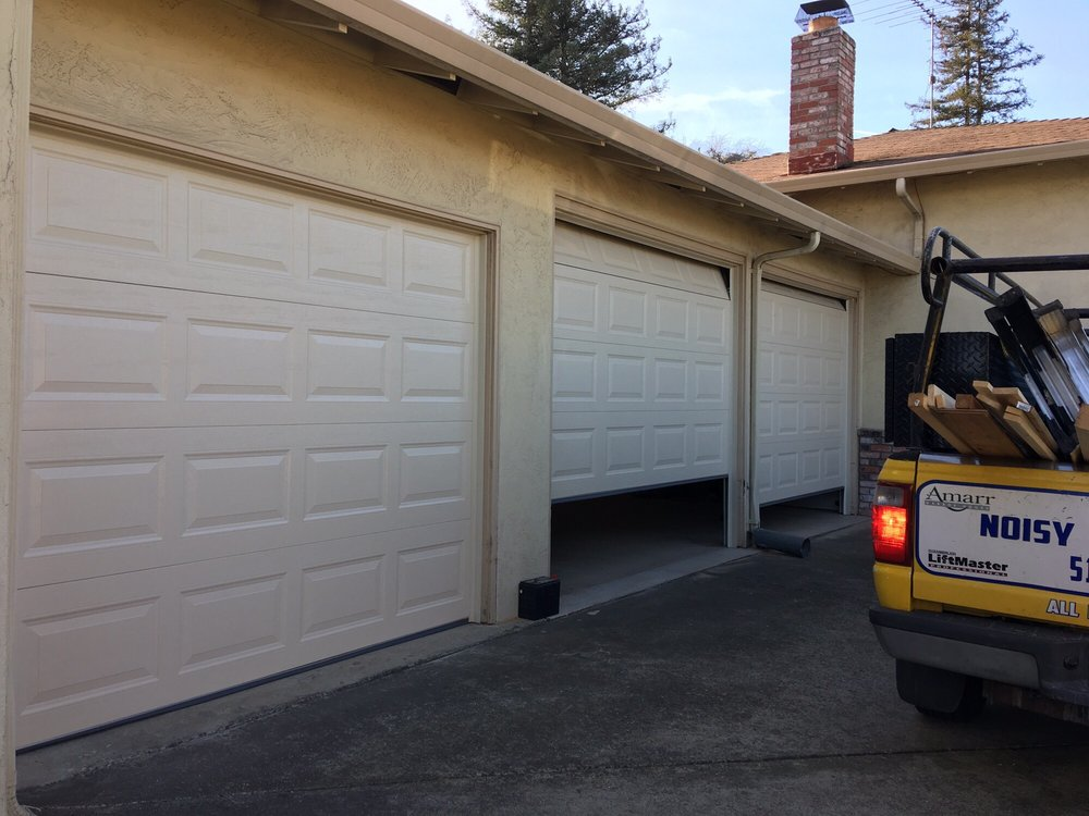 All Bay Garage Doors - Kevin Chervatin - Short Panel Amarr - 10.jpg