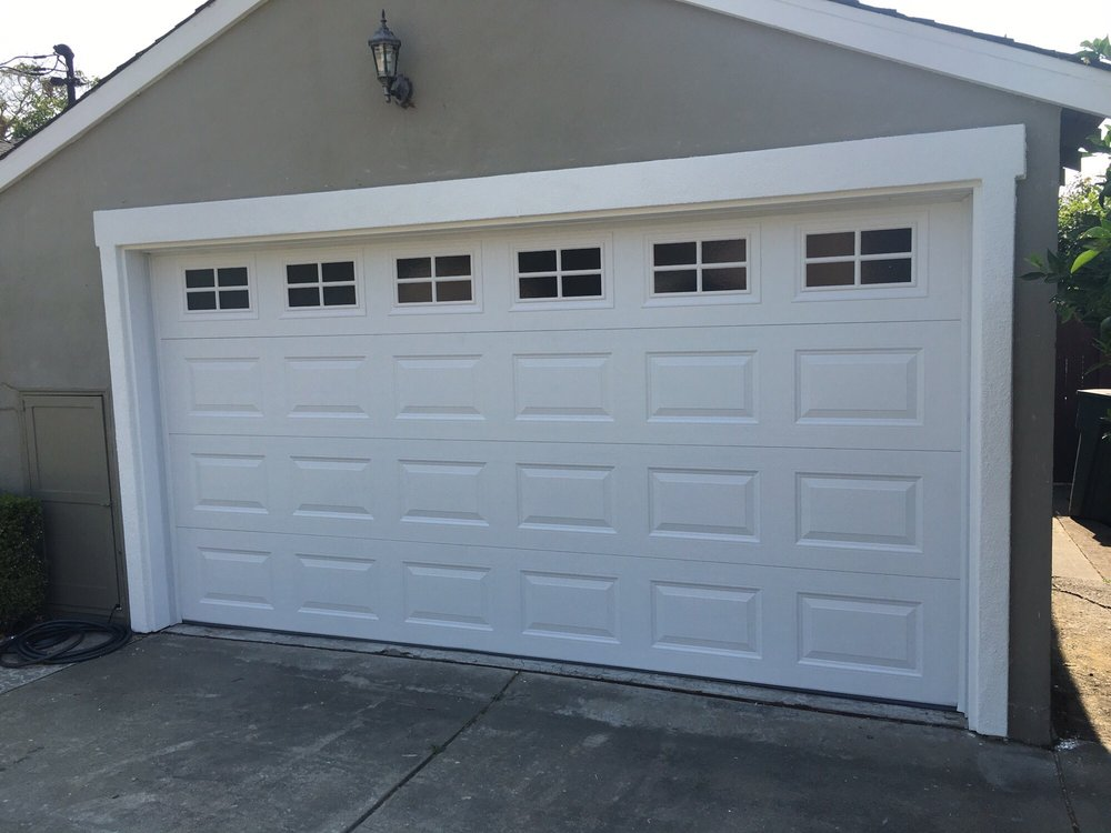 All Bay Garage Doors - Kevin Chervatin - Short Panel Amarr - 12.jpg