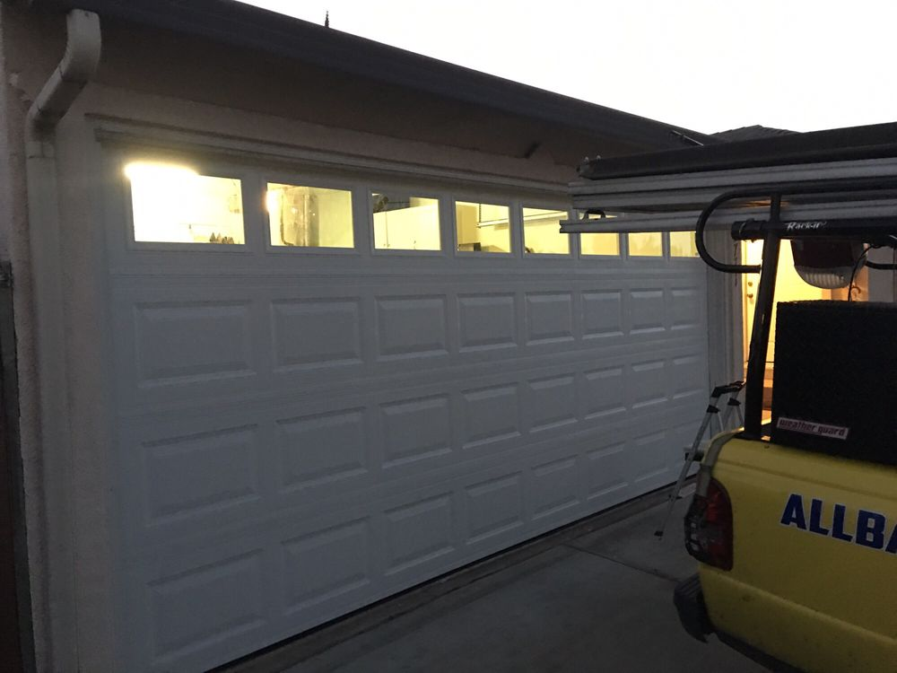 All Bay Garage Doors - Kevin Chervatin - Short Panel Amarr - 14.jpg