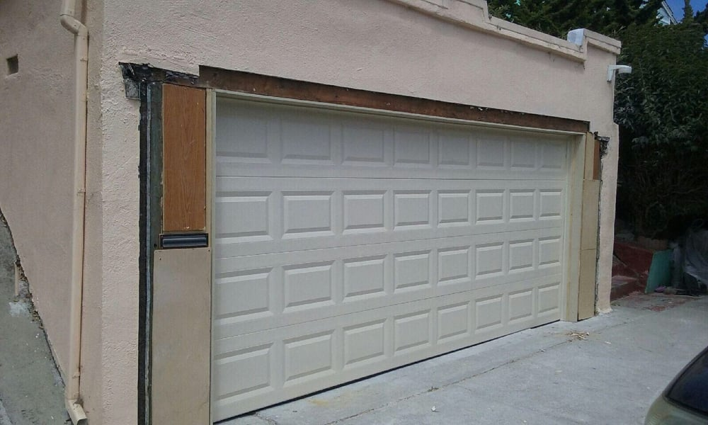 All Bay Garage Doors - Kevin Chervatin - Short Panel Amarr - 13.jpg