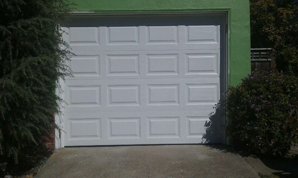 All Bay Garage Doors - Kevin Chervatin - Short Panel Amarr - 15.jpg