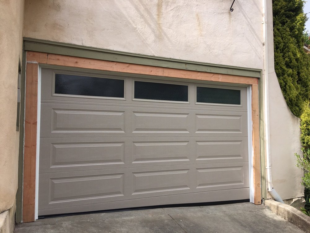 fairfield bay metal costa area steel francisco doors garage creek contra san walnut concord