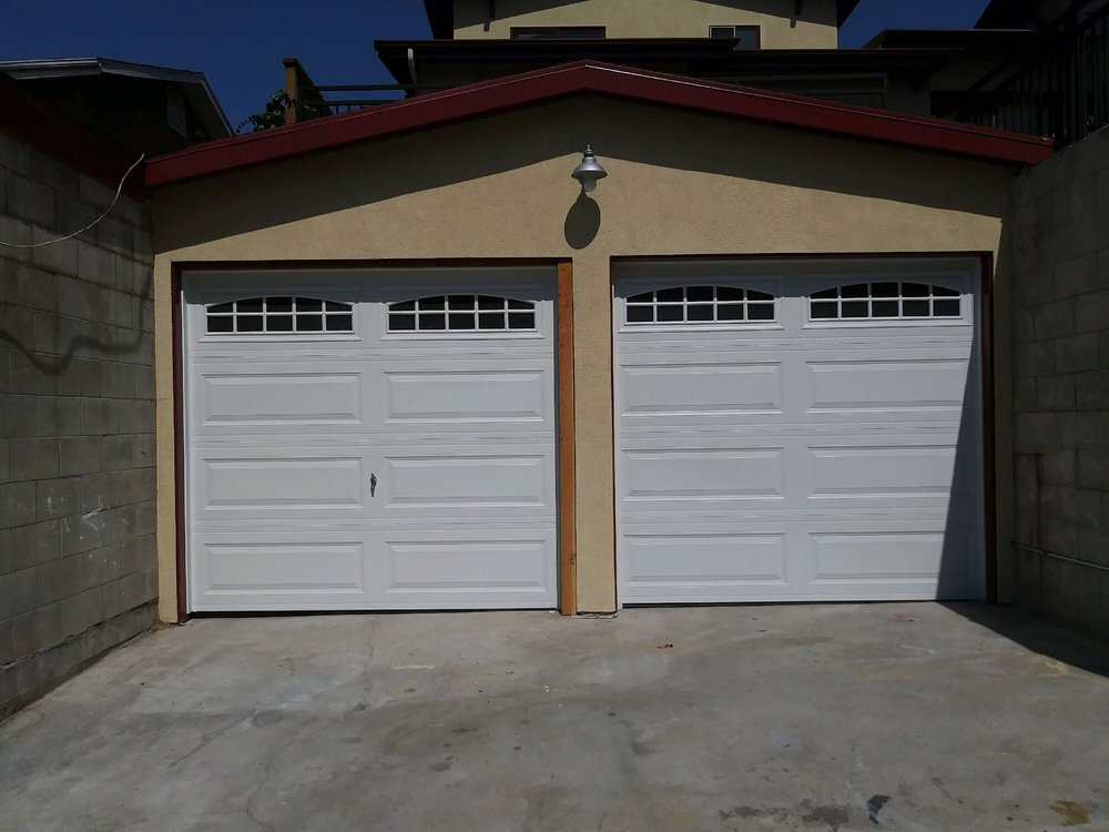 All Bay Garage Doors - Kevin Chervatin - Long Panel Steel Garage Doors - 2.jpg