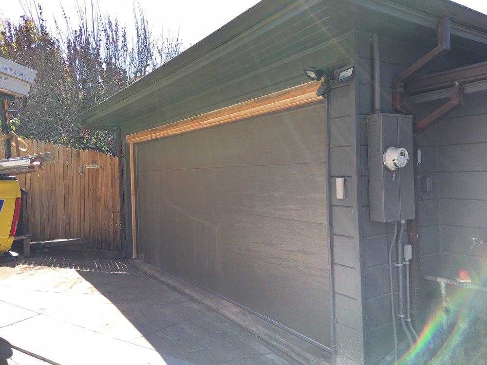 All Bay Garage Doors - Flush Panel Garage Doors - Kevin Chervatin - 1.jpg