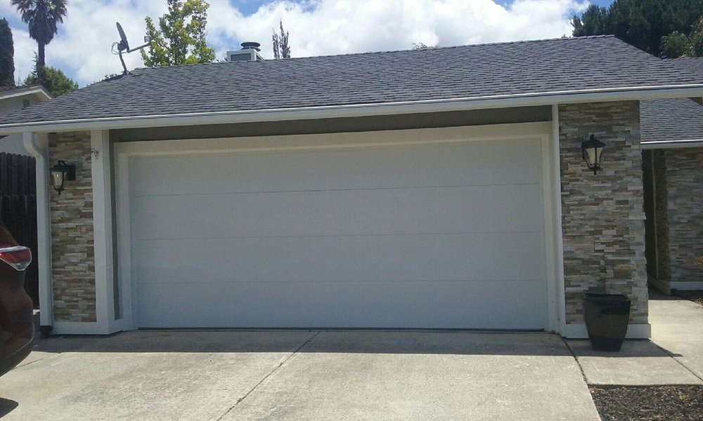 All Bay Garage Doors   Flush Panel Garage Doors   Kevin Chervatin   54.JPG