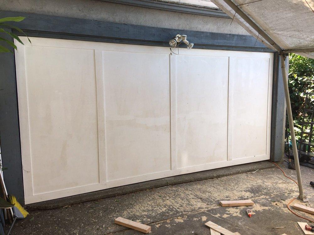 4 All Bay Garage Doors - Custom Built Kevin Doors - Kevin Chervatin - 1.jpg