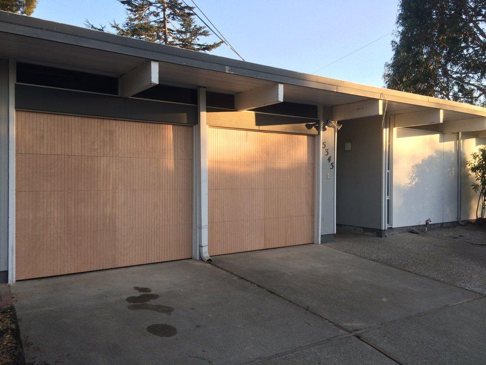 30 All Bay Garage Doors - Custom Built Kevin Doors - Kevin Chervatin - 1.JPG
