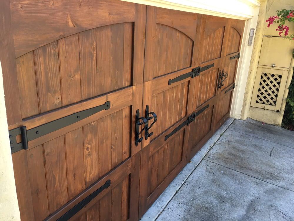 All Bay Garage Doors Carriage House Garage Door Stain Grade - 13.jpg & All Bay Garage Doors