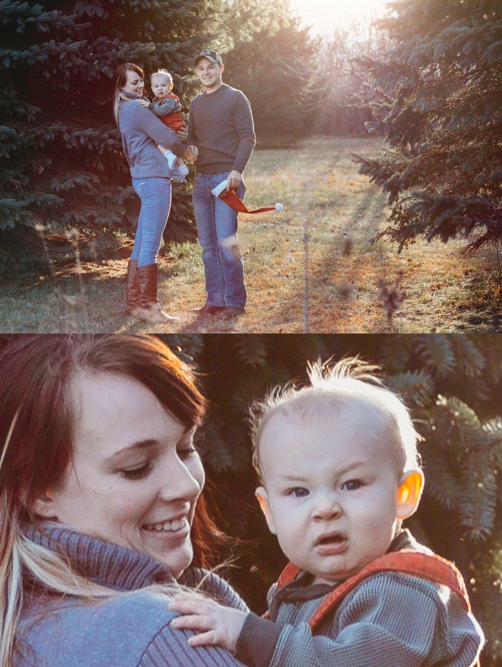 Rowan Christmas made beloved photography eastern iowa photographer family cedadr falls.jpg