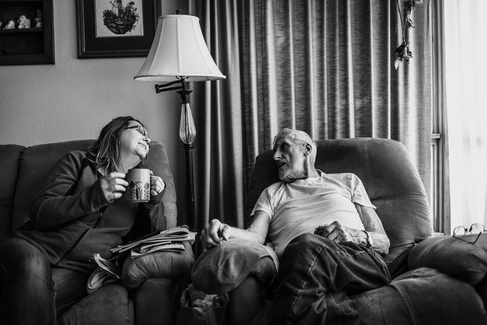 Lifestyle Documentary Great Grandparents Made Beloved Photography Cedar Falls Iowa-16.jpg