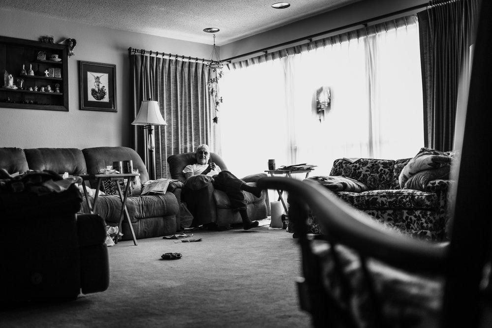 Lifestyle Documentary Great Grandparents Made Beloved Photography Cedar Falls Iowa-25.jpg