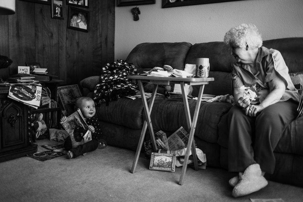 Lifestyle Documentary Great Grandparents Made Beloved Photography Cedar Falls Iowa-26.jpg