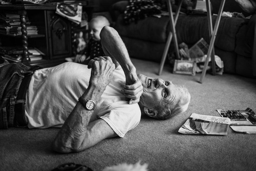 Lifestyle Documentary Great Grandparents Made Beloved Photography Cedar Falls Iowa-30.jpg