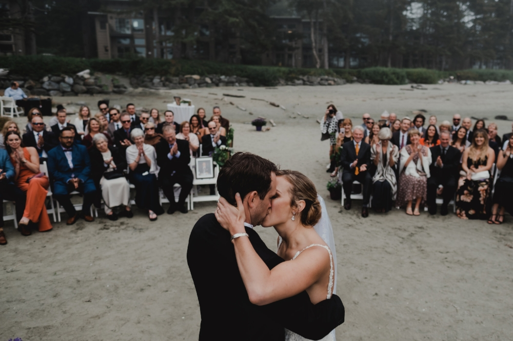 Tofino Wedding Officiant | Photo by Tara Lilly Photography