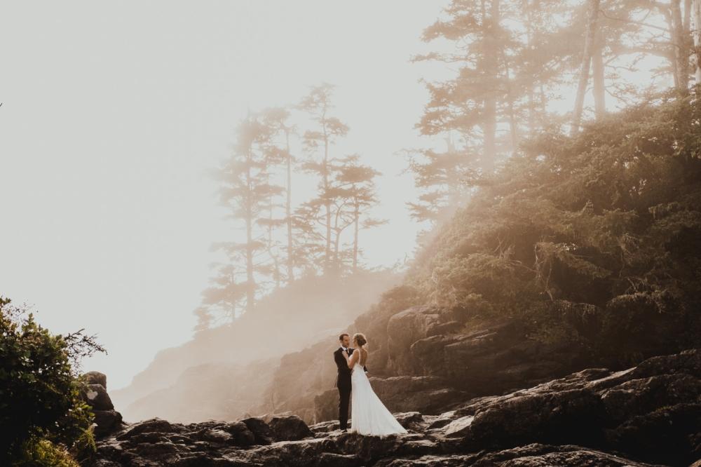 Tofino Wedding Officiant | Tara Lilly Photography