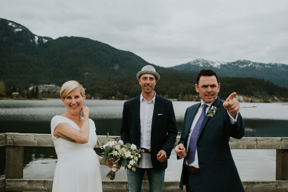 Whistler Wedding Packages | Whistler Wedding Officiant | Photo by Alanna Govenlock