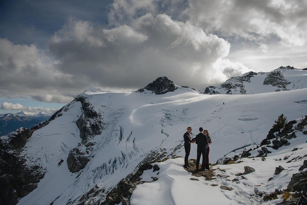 Whistler Wedding Vow Renewal Photo by Logan Swayze Photo