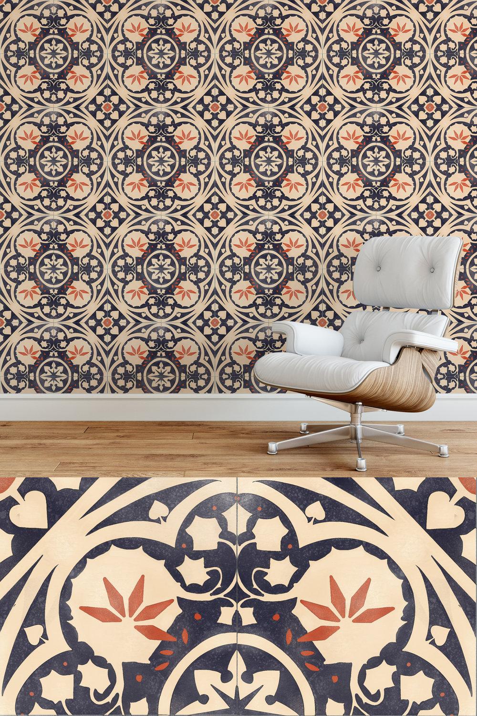 Aychel Schultz  - Barcelona Tiles