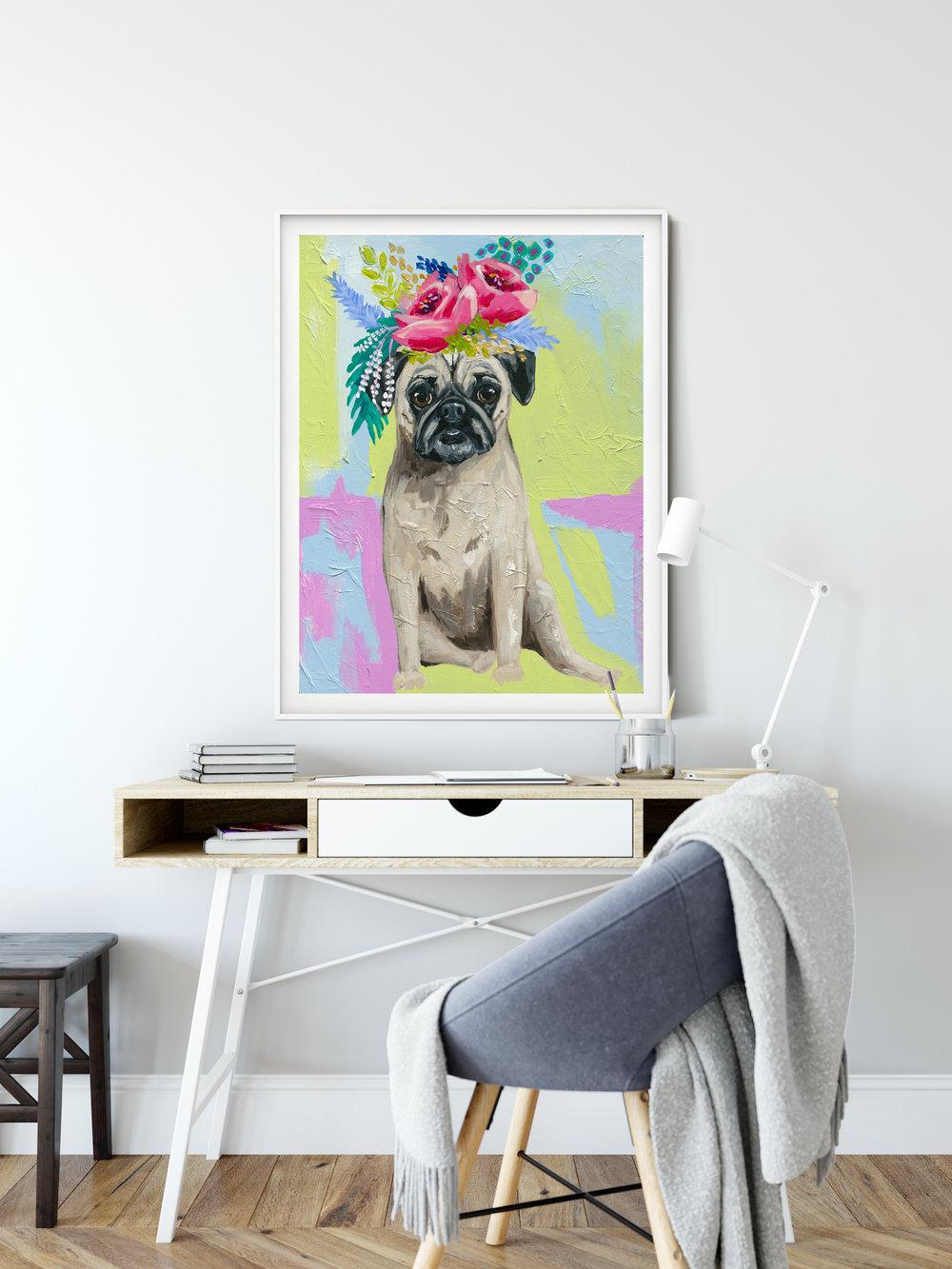 Pug Life -
