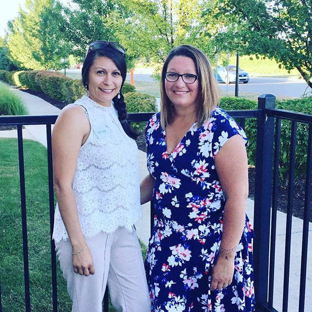 Heidi Zuniga for State Rep and Jeanette Schipper for Senate at Heidi's campaign launch party tonight.  Join us in supporting Heidi for the 88th!