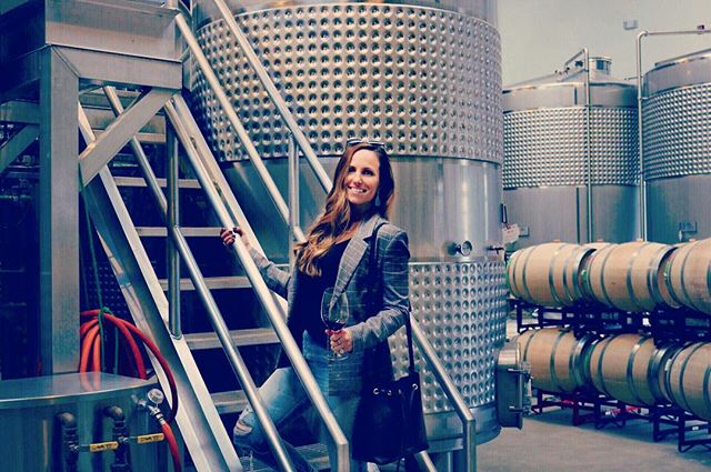 Wine on my mind (like, all the time)🍇🍷 #darlingescapes #femmetravel #girlswhotravel #dametraveler #tasteintravel #wanderlust #girlslovetravel #ladiesgoneglobal #takemeback #travelgram #travelgirlsgo #theeverygirl #sanfrancisco #napavalley #napacounty #wolffer #exploring #citytrip #awesupply #wine #views #travel #americantravels #placestovisit #wanderlust #traveltheworld #visitsonoma #winecountry #visitnapa #visitnapavalley