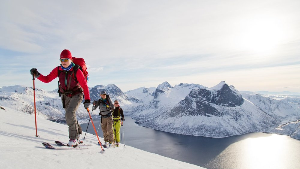Outside: A Secret Skier's Paradise in Norway