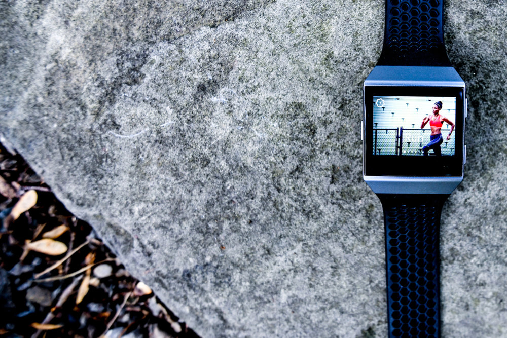 Cool Hunting: Fitbit's Iconic Smartwatch